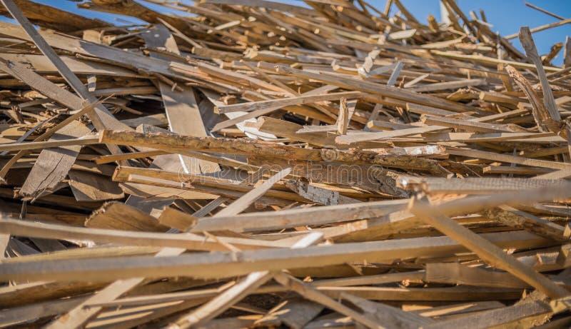Μια δέσμη της μακροχρόνιας ξύλινης κοπής στοκ φωτογραφίες