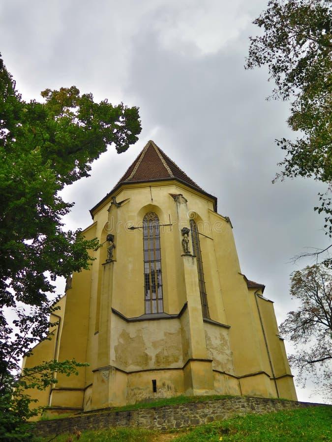 Μια εκκλησία στοκ φωτογραφίες