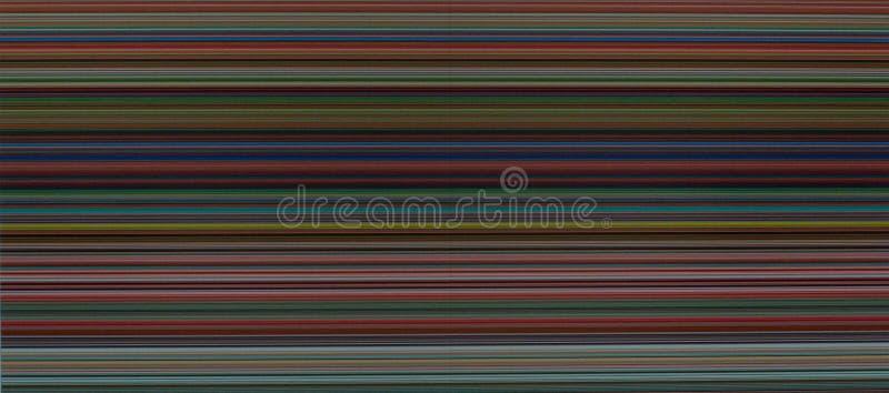 Μια ζωγραφική από το Gerhard Richter στο διάσημο Tate Modern στο Λονδίνο στοκ φωτογραφία με δικαίωμα ελεύθερης χρήσης