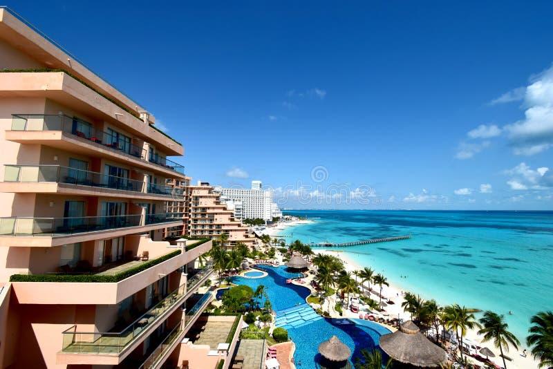 Μια ημέρα σε Cancun στοκ φωτογραφίες με δικαίωμα ελεύθερης χρήσης