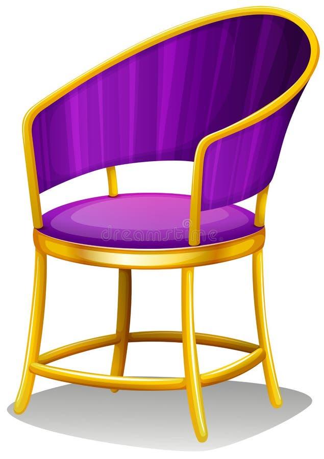 Μια καρέκλα απεικόνιση αποθεμάτων