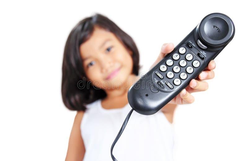 Μια κλήση για σας στοκ εικόνες