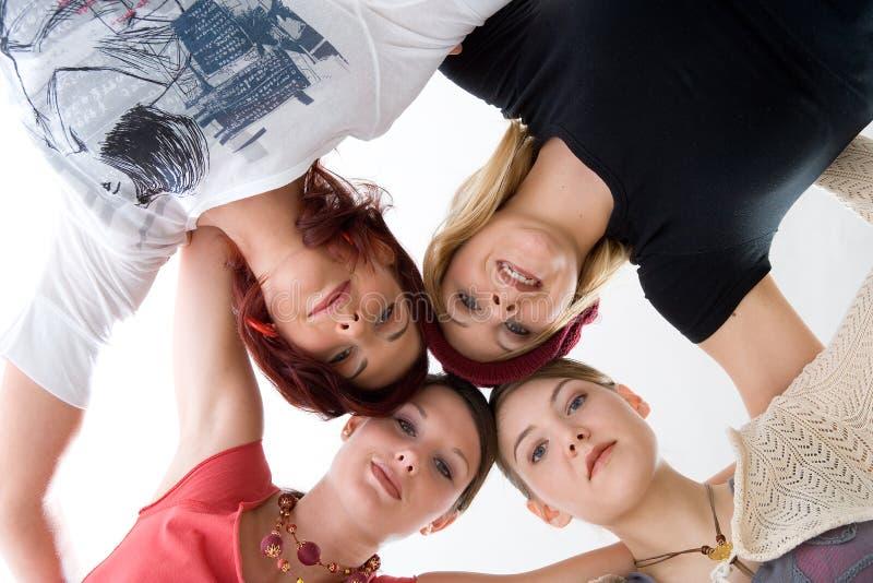μια ομάδα στοκ φωτογραφία