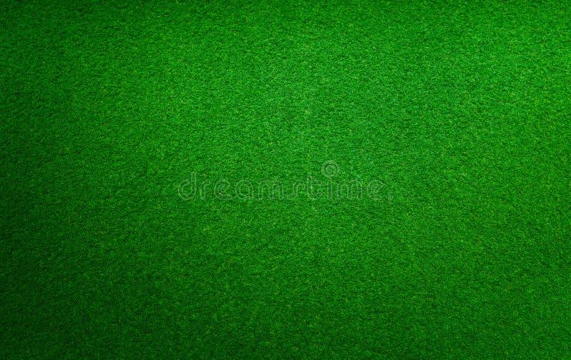 Μια πράσινη τεχνητή χλόη για τους αθλητικούς τομείς στοκ φωτογραφία με δικαίωμα ελεύθερης χρήσης