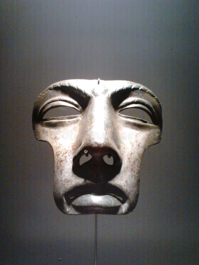 Μια ρωμαϊκή μάσκα στοκ εικόνες