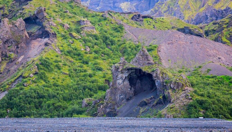 Μια σπηλιά στοκ εικόνα με δικαίωμα ελεύθερης χρήσης