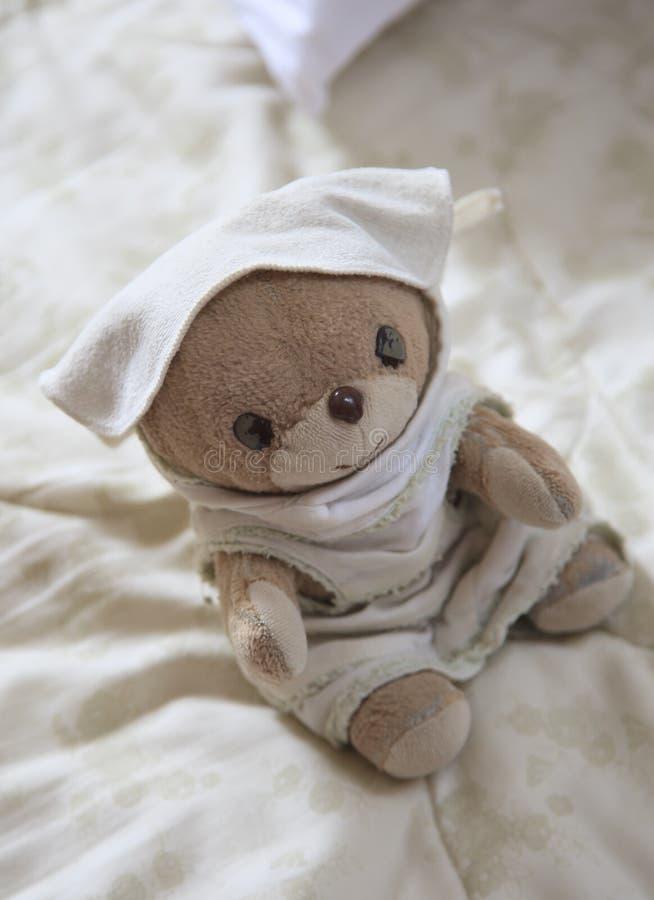 Μια τοποθέτηση teddy αντέχει στοκ φωτογραφίες με δικαίωμα ελεύθερης χρήσης