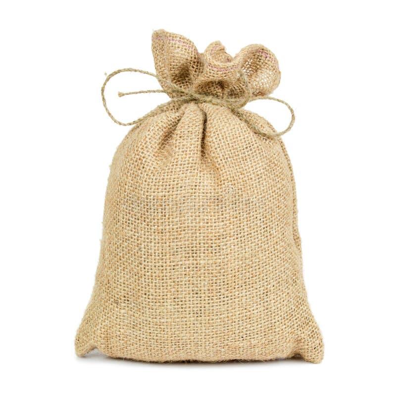 Μια τσάντα από την απόλυση που απομονώνεται στοκ εικόνα με δικαίωμα ελεύθερης χρήσης