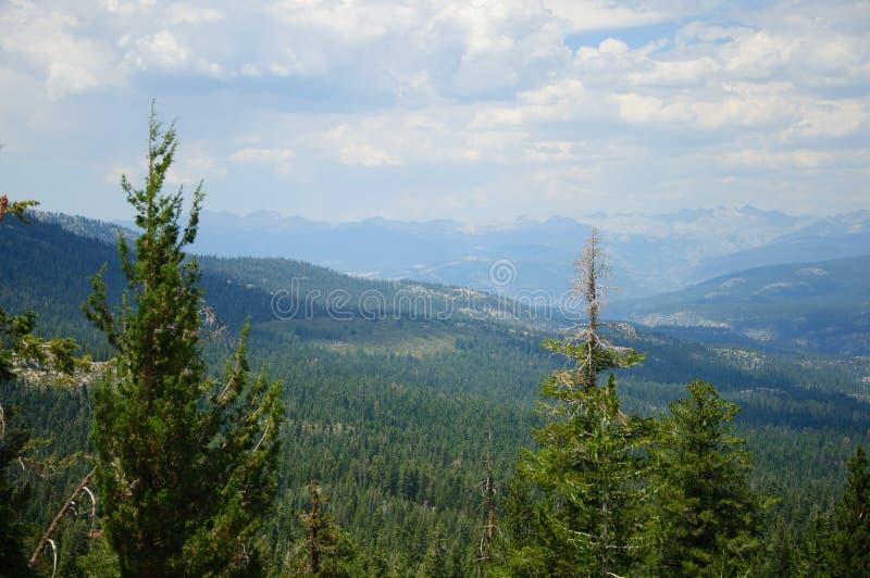 Μια όμορφη άποψη του βουνού Καλιφόρνιας στοκ εικόνες με δικαίωμα ελεύθερης χρήσης