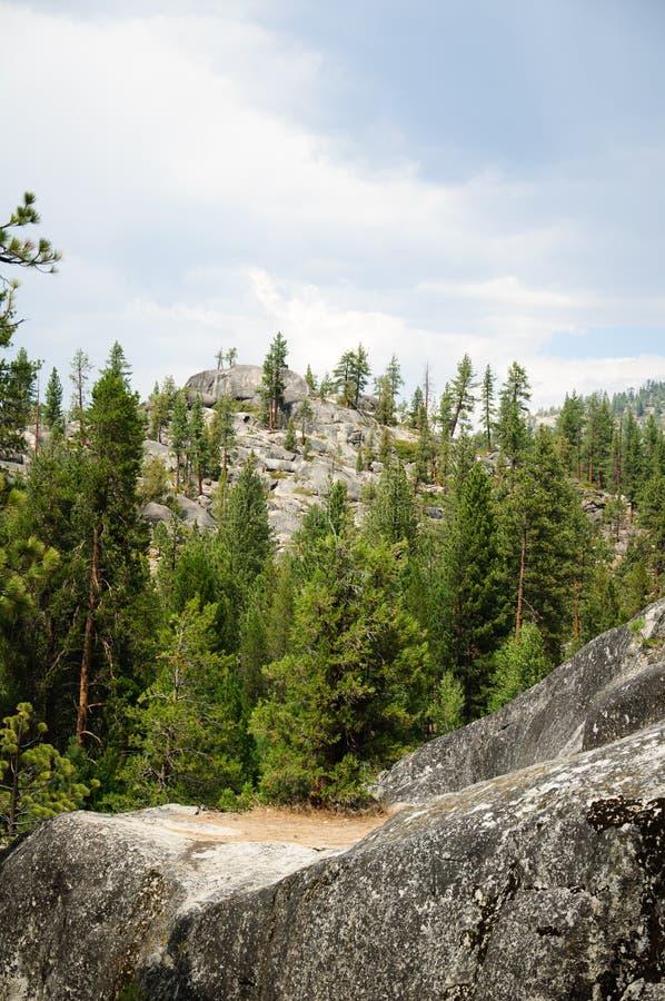 Μια όμορφη άποψη του βουνού Καλιφόρνιας στοκ φωτογραφία με δικαίωμα ελεύθερης χρήσης