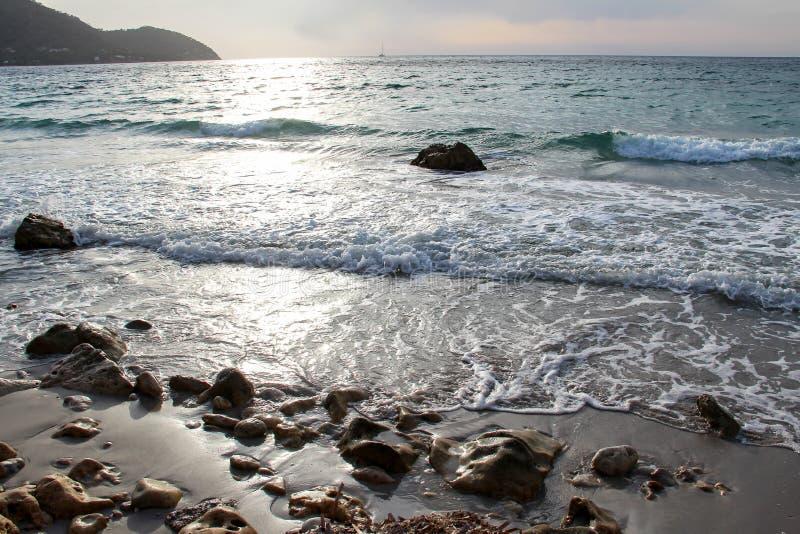 Μια όμορφη ανατολή στοκ εικόνες με δικαίωμα ελεύθερης χρήσης