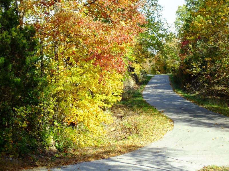 Μια όμορφη ημέρα το φθινόπωρο στοκ φωτογραφία με δικαίωμα ελεύθερης χρήσης