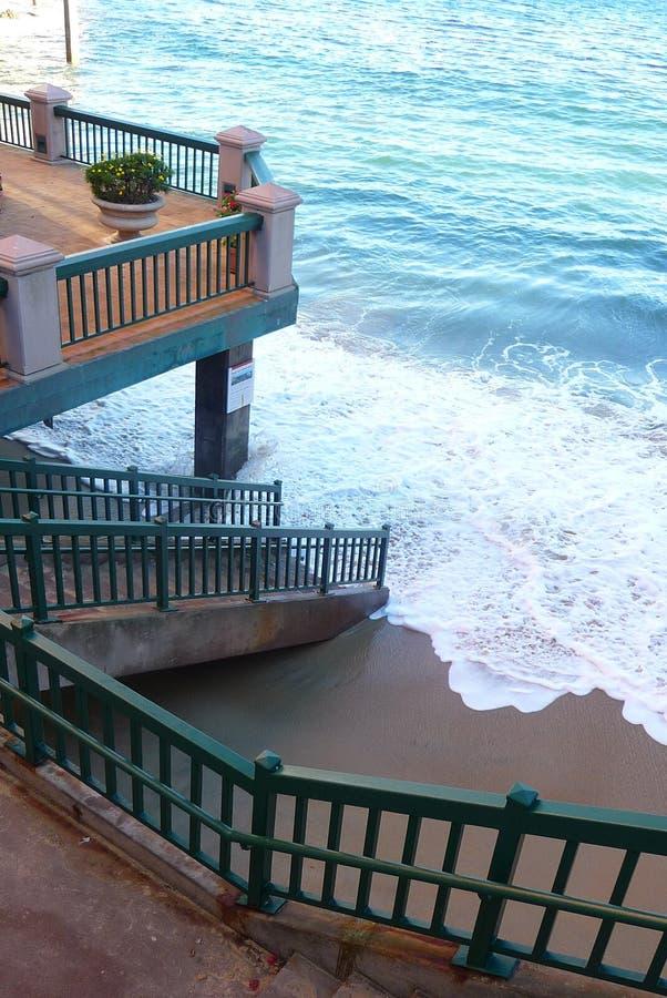 Μικρά κύματα στοκ φωτογραφία με δικαίωμα ελεύθερης χρήσης