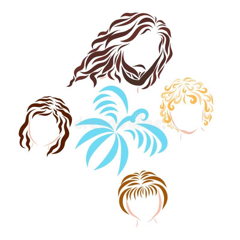 Μικρά παιδιά, Λόρδος Ιησούς το περιστέρι διανυσματική απεικόνιση