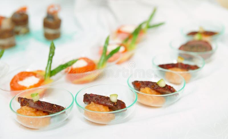 μικρά πρόχειρα φαγητά στοκ φωτογραφία με δικαίωμα ελεύθερης χρήσης