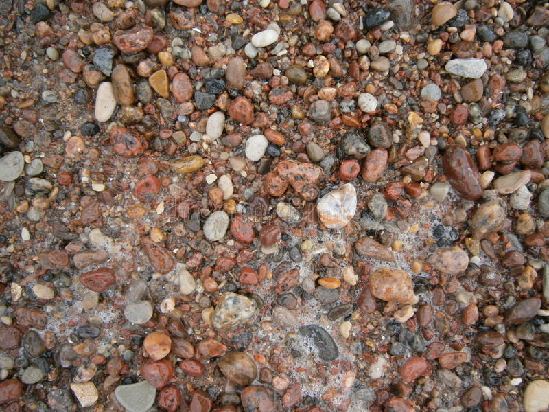μικρές πέτρες θάλασσας στοκ εικόνα με δικαίωμα ελεύθερης χρήσης