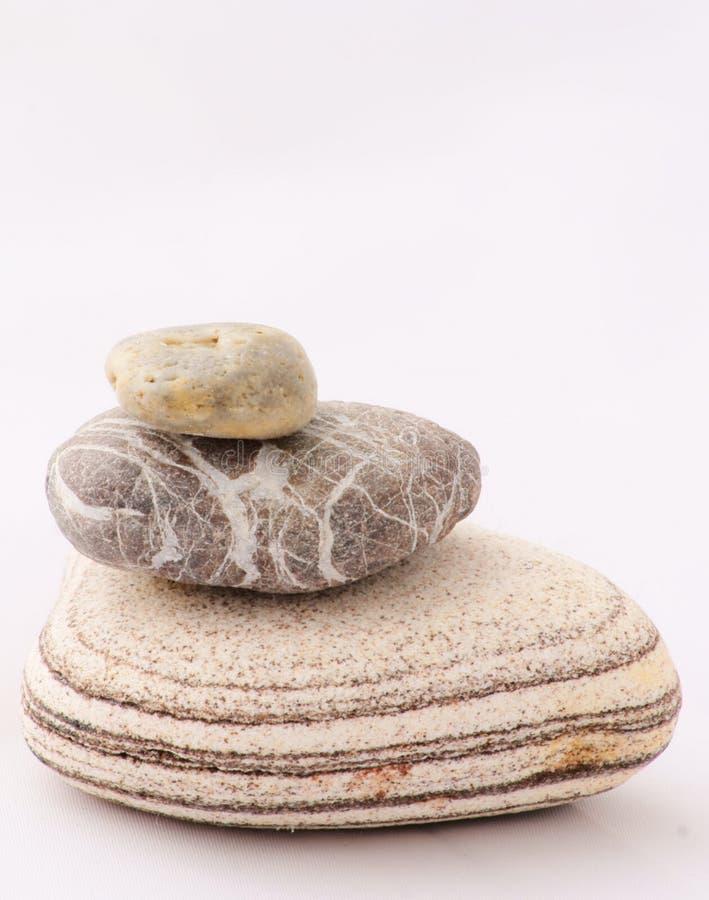 μικρές πέτρες σωρών στοκ φωτογραφίες