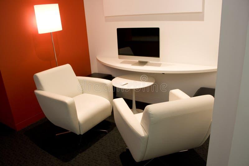 Μικρή αίθουσα συνεδριάσεων στοκ εικόνες