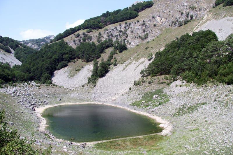 Μικρή λίμνη στοκ φωτογραφίες με δικαίωμα ελεύθερης χρήσης