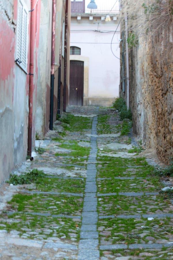 μικρή οδός στοκ φωτογραφία