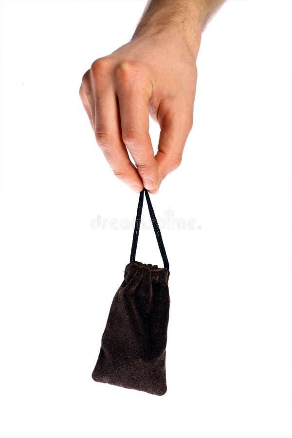 Μικρή σακούλα στοκ φωτογραφία με δικαίωμα ελεύθερης χρήσης
