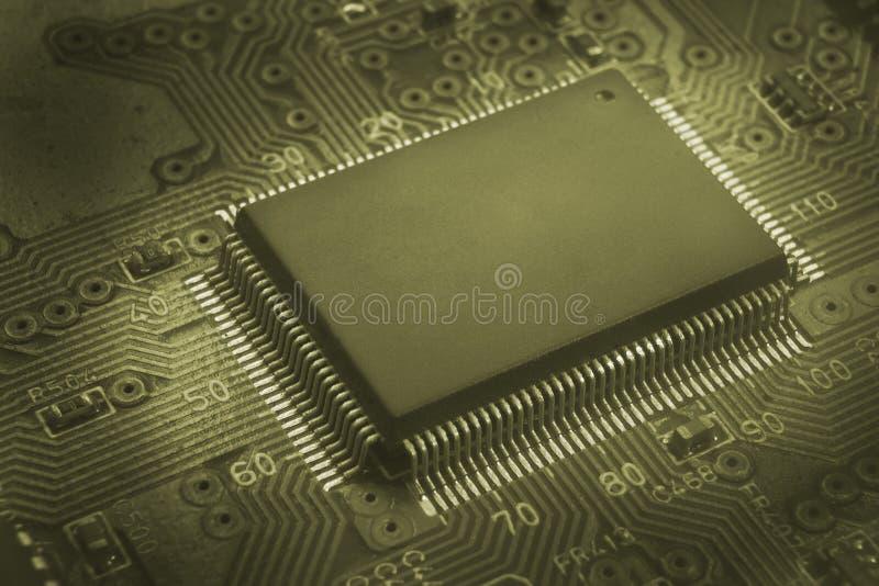 μικροκύκλωμα στοκ φωτογραφίες