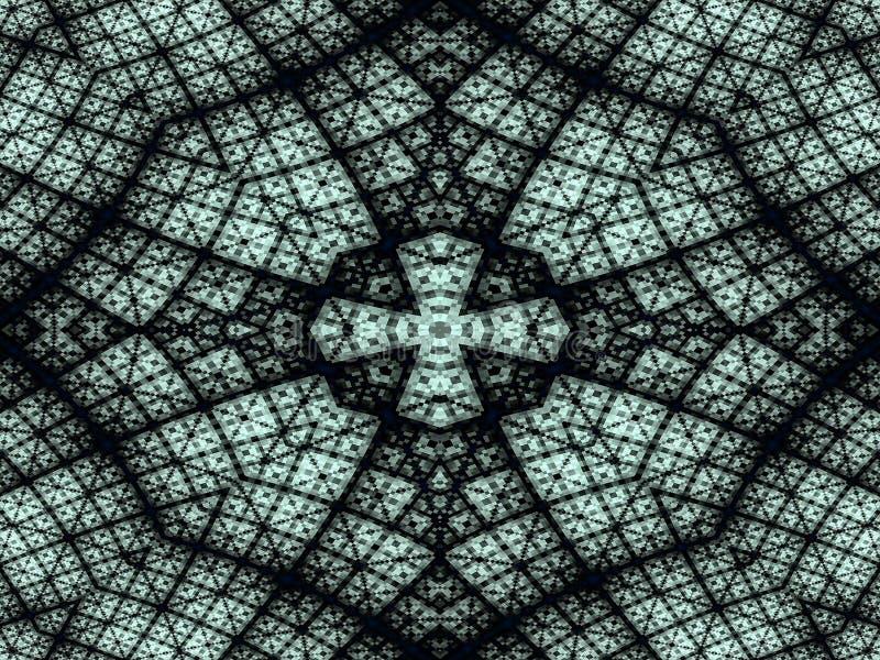 Μικροσκοπικά tessellations απεικόνιση αποθεμάτων