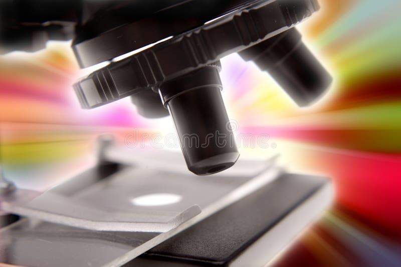 μικροσκόπιο στοκ εικόνες
