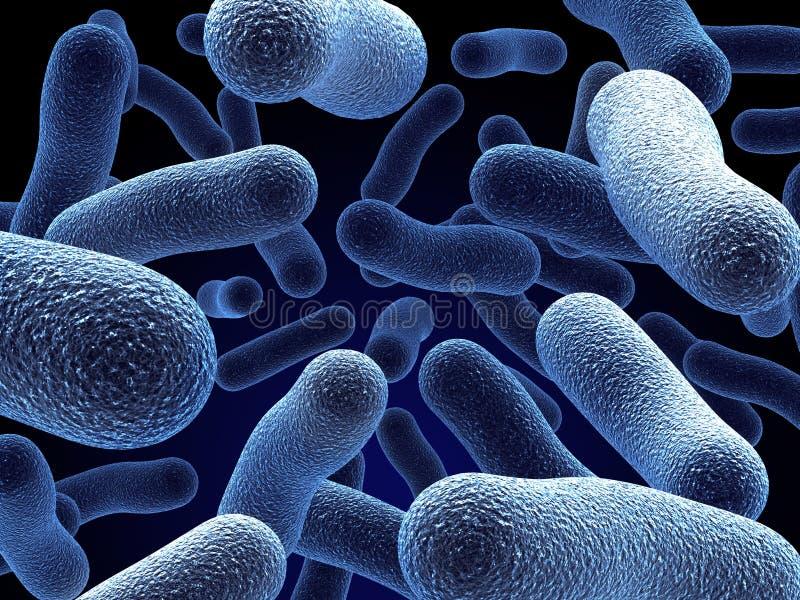 μικρόβια ελεύθερη απεικόνιση δικαιώματος