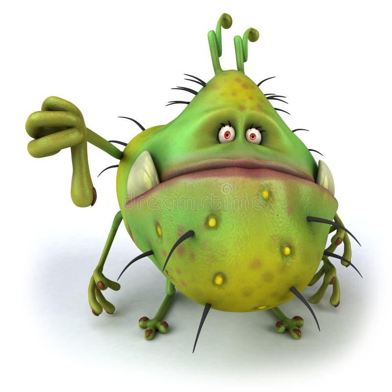 μικρόβιο απεικόνιση αποθεμάτων