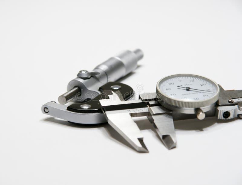 μικρόμετρο παχυμετρικών διαβητών στοκ φωτογραφία με δικαίωμα ελεύθερης χρήσης
