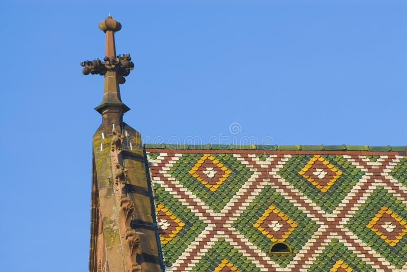 μικρός πύργος της Βασιλεί στοκ φωτογραφίες