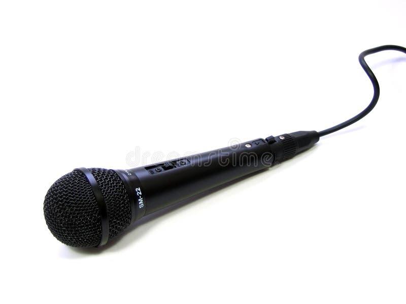 Download μικρόφωνο στοκ εικόνα. εικόνα από φορέας, στόμα, τραγούδι - 384781
