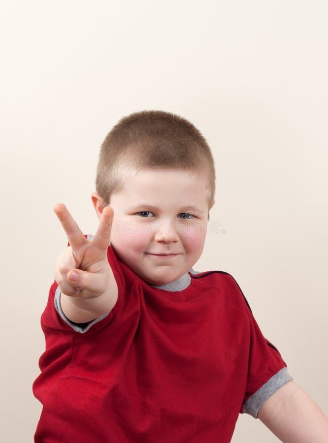 Μικρό αγόρι στοκ φωτογραφία με δικαίωμα ελεύθερης χρήσης