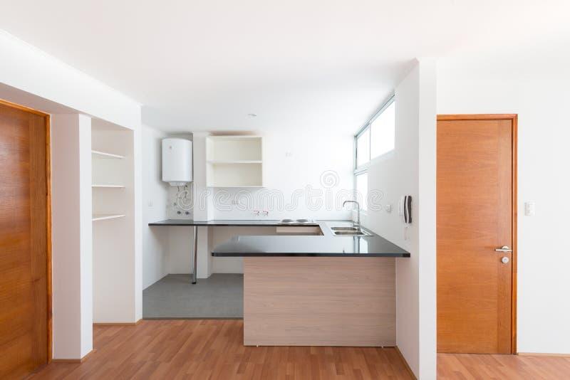 Μικρό διαμέρισμα στοκ φωτογραφίες