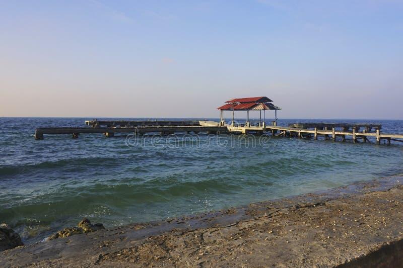 Μικρό λιμάνι κανένα στοκ φωτογραφία με δικαίωμα ελεύθερης χρήσης