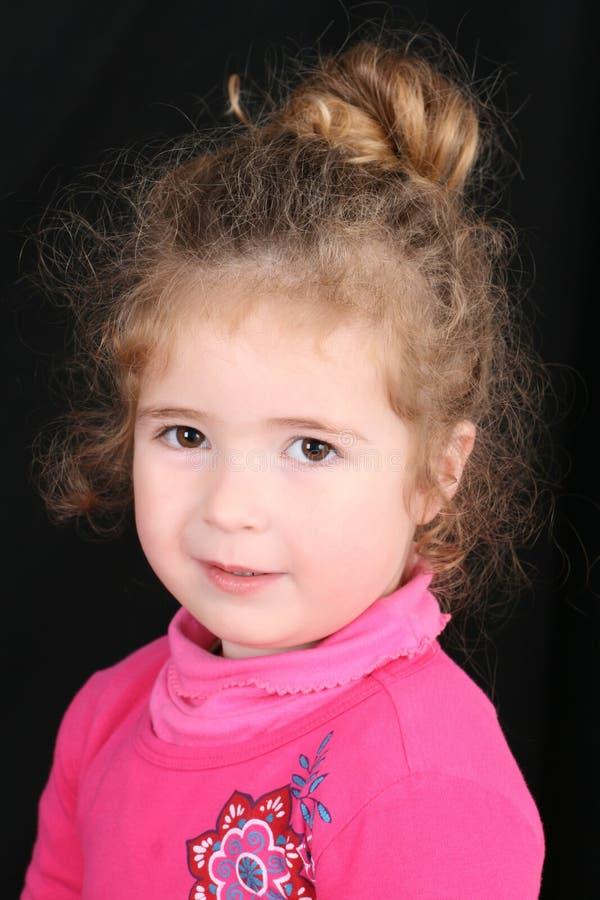 Μικρό κορίτσι στοκ εικόνα με δικαίωμα ελεύθερης χρήσης