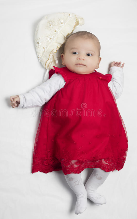 Μικρό κοριτσάκι στοκ φωτογραφία με δικαίωμα ελεύθερης χρήσης