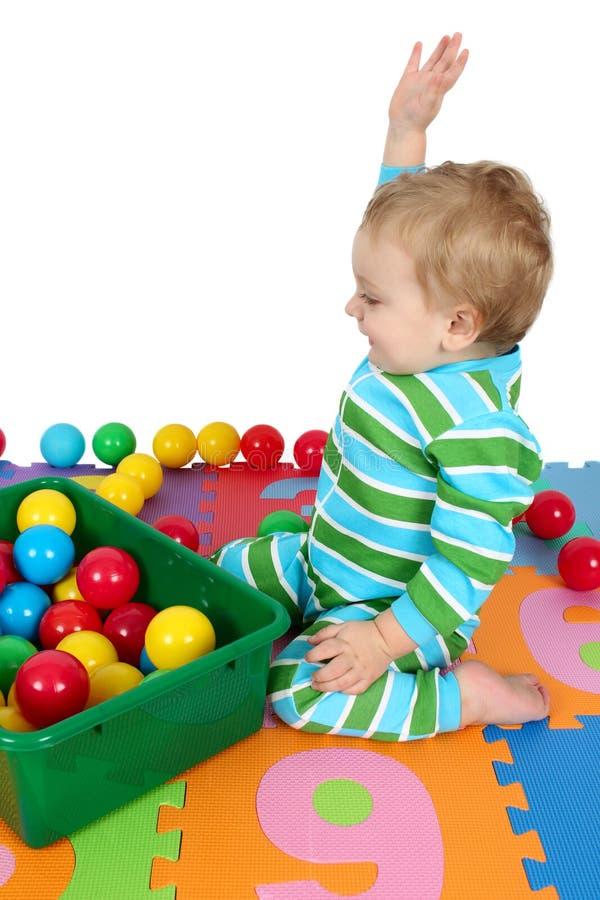 Download μικρό παιδί διασκέδασης στοκ εικόνες. εικόνα από έκφραση - 22777540