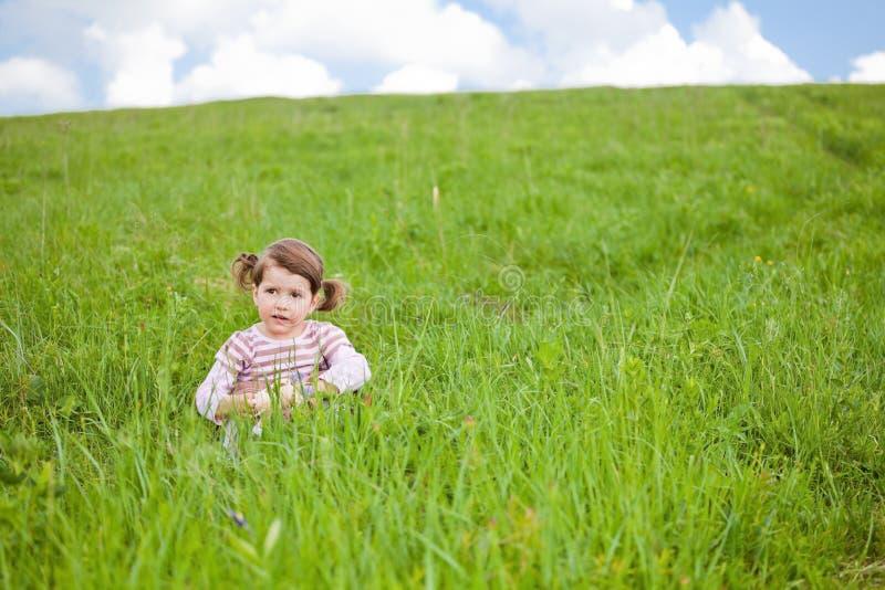 μικρό παιδί πορτρέτου στοκ φωτογραφίες