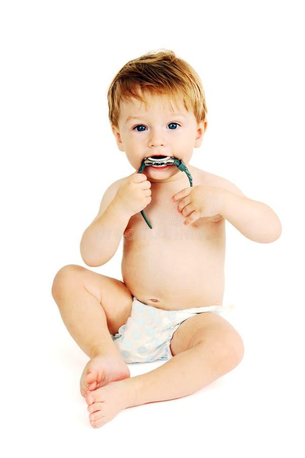 Μικρά παιδιά με μεγάλο στρόφιγγες