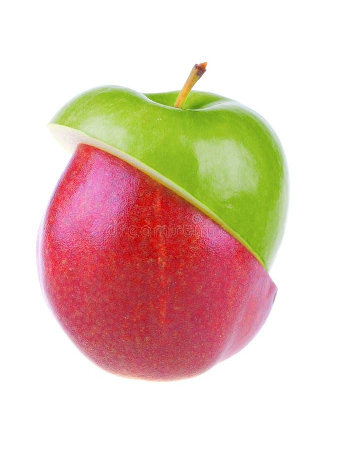 μικτό μήλο αχλάδι στοκ φωτογραφία με δικαίωμα ελεύθερης χρήσης