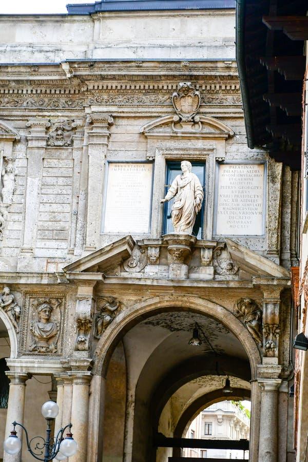 Μιλάνο, Ιταλία στοκ εικόνα