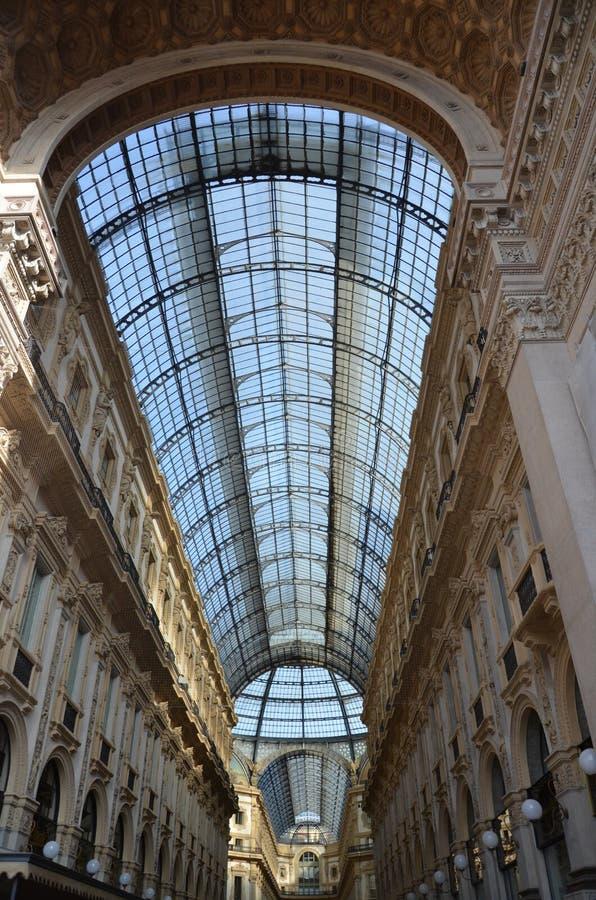 Μιλάνο, Ιταλία 10 05 2015: ?? Galleria Vittorio Emanuele ?? στοκ εικόνες