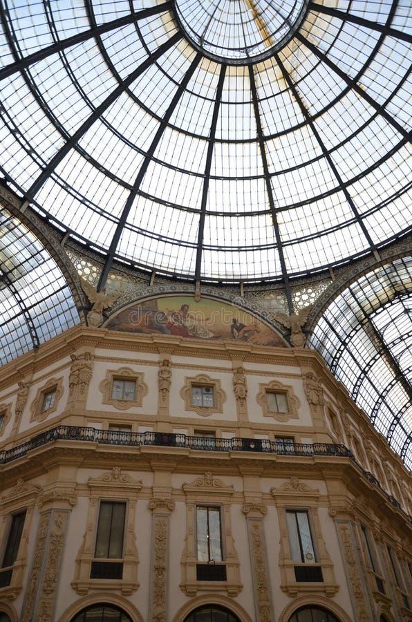 Μιλάνο, Ιταλία 10 05 2015: ?? Galleria Vittorio Emanuele ?? στοκ φωτογραφίες