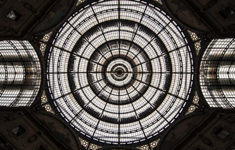 Μιλάνο Galleria στοκ φωτογραφίες
