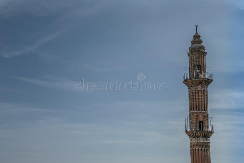Μιναρές μουσουλμανικών τεμενών Mardin στοκ φωτογραφία