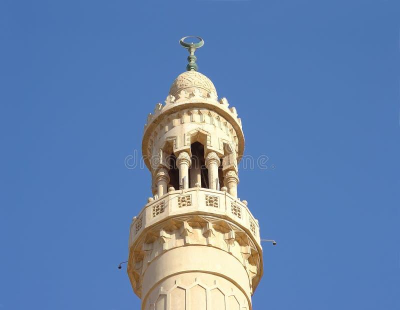 Μιναρές σε Hurghada Αίγυπτος στοκ φωτογραφία με δικαίωμα ελεύθερης χρήσης