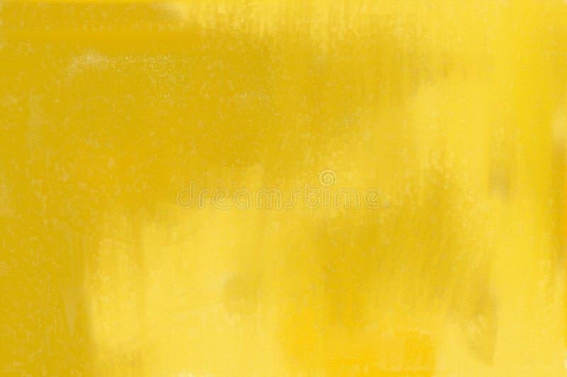 Μινιμαλιστικό κίτρινο υπόβαθρο στοκ εικόνες με δικαίωμα ελεύθερης χρήσης