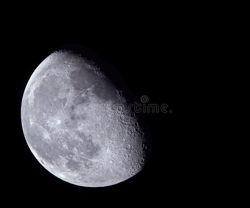 μισό φεγγάρι στοκ εικόνες με δικαίωμα ελεύθερης χρήσης